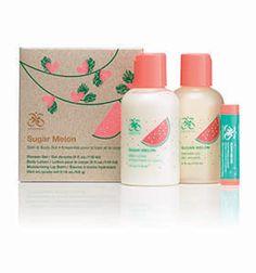 Sugar Melon Bath & Body Gift Set from Arbonne Shop Online: www.EnvyLynzee.myarbonne.com Lynzee- ID#21032728