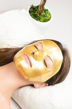 Martinni Beauty Masks 24K Gold Collagen Facial Mask