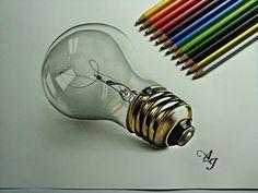 Color pencil artwork...wow!