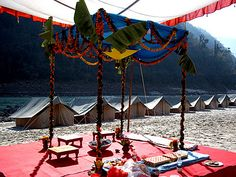 Beach Venue for Celebrations - Great Himalayan Expeditions Camps – Rishikesh http://www.raftingatrishikesh.in/beach-venue-for-celebrations