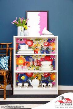 Ideas para renovar tus muebles.