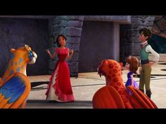 Elena of Avalor-My Time