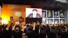 Sayyed Nasrallah: Ashoura Threats Can't Stand between Us and Imam Hussein