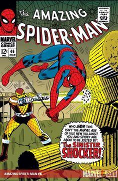 Spiderman 1963 #46 (John Romita)