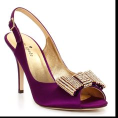 My mom just purchased these!!!  Love these Kate Spade shoes