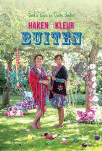 Haken & Kleur - Buiten   Claire Boeter, Saskia Laan