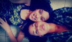 #vida #amiga #irmã #amor ♥