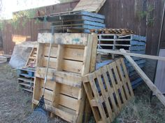 I've Seen People Turn Pallets Into Cool Things. But THIS, This Is Brilliant.