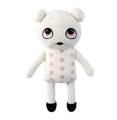 Lucky Boy Sunday Soft Doll Toy - Baby Bunty