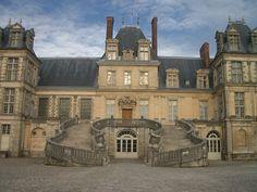 Château de Fontainebleau, Fontainebleu, Seine-et-Marne, Île-de-France, France