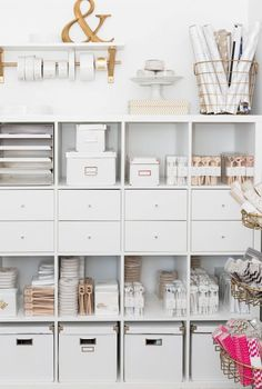 17 IKEA Hacks That'll Answer All Your Craft Storage Woes | Brit + Co