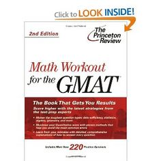 Math Workout for the GMAT, 2nd Edition (Graduate School Test Preparation)