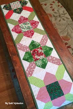 Quilt Story: Get excited!