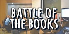Check out our Battle of the Books Webpage!