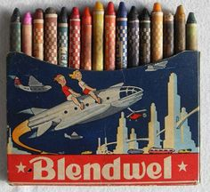 Documentarian photographer Christian Montone has a stellar collection of a variety of vintage packaging, from crayon boxes and beverages to game packaging. Vintage Advertisements, Vintage Ads, Vintage Designs, Vintage Space, Retro Ads, Retro Design, Graphic Design, Vintage Packaging, Packaging Design