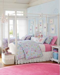 Jennifer Adams Design Tips and Trends: Kid Rooms: 5 Ideas for a Cool Bedroom