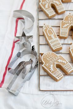 Muslim cookie recipes