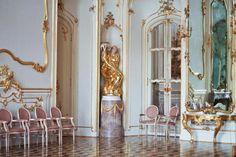 Esterhazy Palace, Fertöd, Hungary.