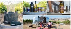 "Airstream Brands is thrilled to collaborate with True Myth Winery in San Luis Obispo, CA, to celebrate the ""Live Riveted"" lifestyle. And to commemorate this col"