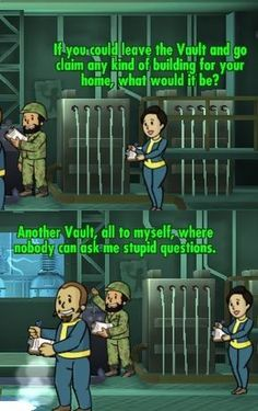 See more 'Fallout' images on Know Your Meme! Video Game Memes, Video Games Funny, Funny Games, Fallout 4 Funny, Fallout Art, Funny Gaming Memes, Gamer Humor, The Elder Scrolls, Stupid Videos