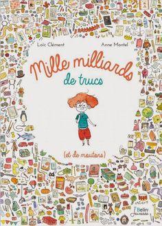 Humour, poésie et sens de l'observation: Mille milliards de trucs (et de moutons)  - lu par la librairie La Passerelle