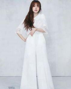 Han Hyo Joo InStyle magazine