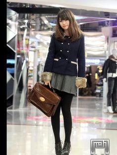 Cute Chinese fashion #Chinese #ChineseFashion