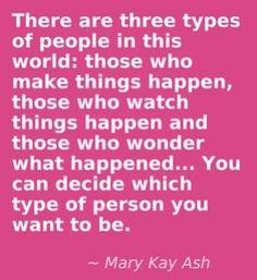 MARY KAY ASH!