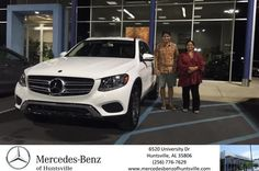 Mercedes-Benz of Huntsville Customer Review  We have an excellent experience and services offered by Mr Amir Samadani.  Matiullah, https://deliverymaxx.com/DealerReviews.aspx?DealerCode=TSTE&ReviewId=50718  #Review #DeliveryMAXX #Mercedes-BenzofHuntsville