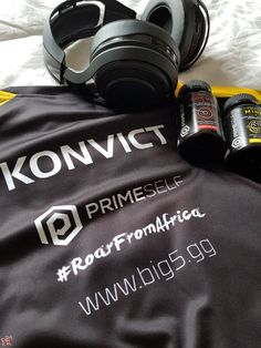 PRIMESELF SUPPLEMENTS BACKS BIG 5 ESPORTS – IS THIS GOOD FOR SA ESPORTS?