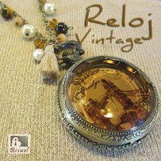 ❤❤ #Reloj #Vintage ❤❤ Videos, Pocket Watch, Photo And Video, Instagram, Clocks, Jewels, Accessories, Pocket Watches