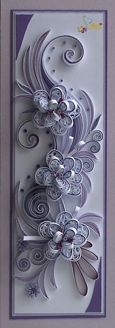 Neli Quilling Art: would love to try and create something in the style!
