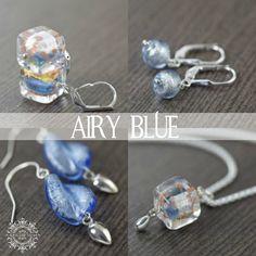 Fall Color Pantone Mash up // Airy Blue #14-4122