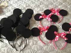Mom With a Glue Gun: Mouse Ears