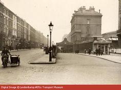 Paddington Station • Praed Street • 1923
