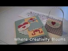 All Dressed Up Using Fabric with Framelits - YouTube