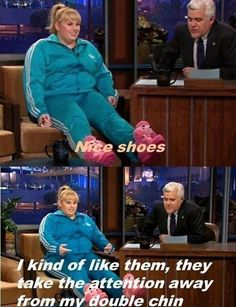 Funny pictures about Gotta love Rebel Wilson. Oh, and cool pics about Gotta love Rebel Wilson. Also, Gotta love Rebel Wilson. Doug Funnie, Fat Amy, Lol, Double Chin, Pitch Perfect, I Love To Laugh, Thing 1, Laughing So Hard, Funny Cute