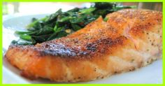 World's Best and Easiest Salmon Smartpoints 5 - weight watchers recipes