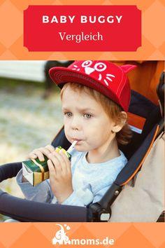 Ein #Baby #Buggy perfekt für #Kleinkinder die #laufen #lernen. Baby Buggys sind #klein #zusammenklappbar und #leicht. Bei #moms.de vergleichen wir Buggys für Babys und Kleinkinder. #Baby #Buggy #Vergleich Baby Jogger, Buggy, Babys, Bucket Hat, Joggers, Toddlers, Pram Sets, Parenting, Parents