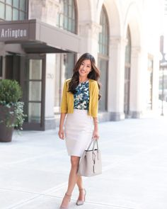 Workwear: 4 Ways to Top Off Your Business Casual Outfit