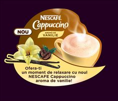 Point of Sale Material for Nescafe Cappuccino