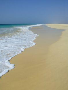 Praia de Santa Monica, Capo Verde one of the top 10 best beaches in the world....amazing