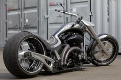 Cool Stuff We Like Here @ CoolPile.com ------- << Original Comment >> ------- ♠ Hardcore V-Rod Custom #Bike #Motorcycle