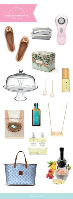 Holiday Gift Guide: For The Mamas | Emily Ley