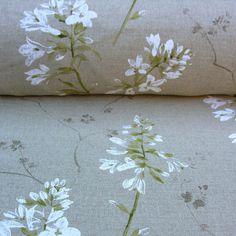 Printed Linen Agata