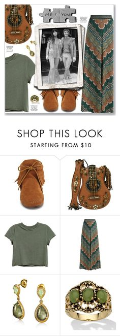 """They Say We're Young..."" by peony-and-python ❤ liked on Polyvore featuring Minnetonka, Missoni, Bling Jewelry, Palm Beach Jewelry and vintage"