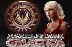 #‎BattleStarGalactica‬ slot machine is offering 243 Ways to Win. It also has many features such as ‪#‎free‬ spins and wilds, plus three exciting playing modes. This ‪#‎exciting‬ slot machine is based on the popular science fiction TV series with heroic humans fighting to ‪#‎survive‬ evil cylons on the Battleship Galactica. You don't have to worry about betting on pay-lines as the game has the 243 winning ways system. Software: ‪#‎Microgaming‬ Theme: ‪#‎Movie‬, ‪#‎Space‬ Reels: 5 Bonus Game…