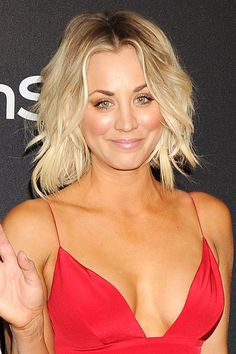 Kaley Cuoco puts on a brave face after announcing *that* devastatingly sad news...
