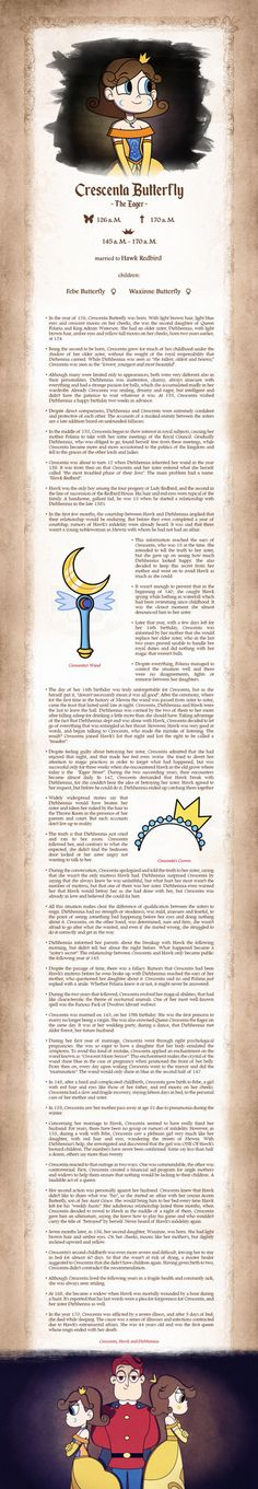 Crescenta the Eager - Biography by jgss0109.deviantart.com on @DeviantArt