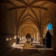 Aires Mateus - Mosteiro dos Jerónimos - Lisboa, Portugal © Fernando Guerra, FG+SG Architectural Photography